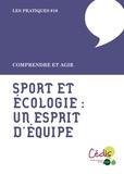 Julien Bonnet - Sport et écologie, l'esprit d'équipe.