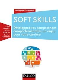 Julien Bouret et Jerôme Hoarau - Soft Skills - Développez vos compétences comportementales, un enjeu pour votre carrière.