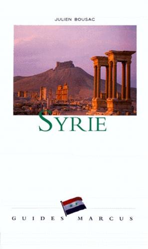 Julien Bousac - Syrie.