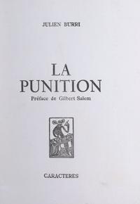 Julien Burri et Gilbert Salem - La punition.