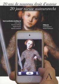 20 ans de nouveau droit dauteur - Edition français-anglais-néerlandais.pdf