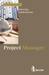 Julien Cabay et Isabelle Ekierman - Project Manager.