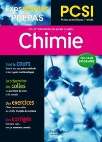 Julien Calafell et Benoît Champin - Exos Résolus - Prépas Chimie PCSI.