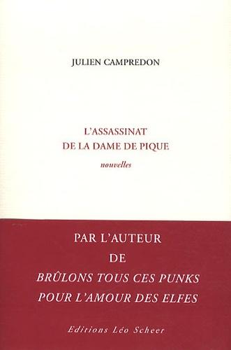 Julien Camprendon - L'assassinat de la dame de pique.