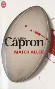 Julien Capron - Match aller.