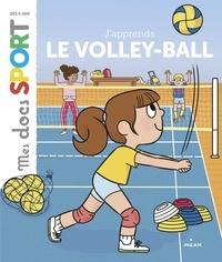 J'apprends le volley-ball - Julien Carrère |