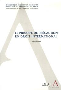 Julien Cazala - Le principe de précaution en droit international.