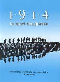 Deedr.fr 1914, la mort des poètes Image