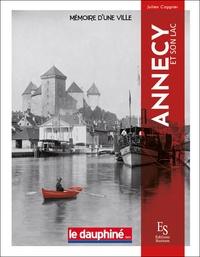 Julien Coppier - Annecy et son lac.