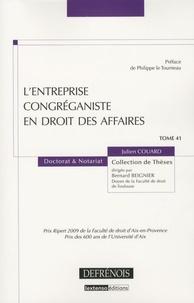 Julien Couard - L'entreprise congréganiste en droit des affaires.