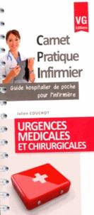 Julien Couchot - Urgences médicales et chirurgicales.