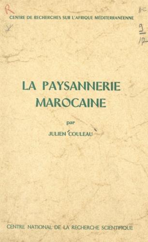 La paysannerie marocaine
