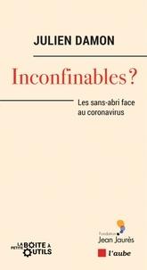 Julien Damon - Inconfinables ? - Les sans-abri face au coronavirus.