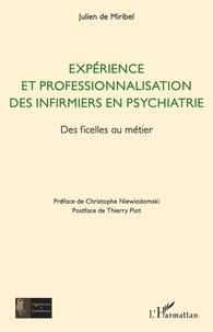 Julien de Miribel - Expérience et professionnalisation des infirmiers en psychiatrie - Des ficelles au métier.