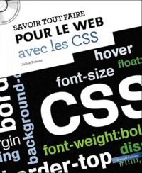 Julien Debove - Savoir tout faire pour le Web avec les CSS. 1 Cédérom