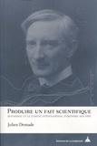 Julien Demade - Produire un fait scientifique - Beveridge et le Comité international d'histoire des prix.