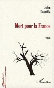 Julien Donadille - Mort pour la france.