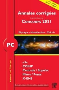 Julien Dumont et Alexandre Hérault - PC Physique - Modélisation - Chimie.