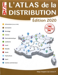 Julien Elmalek - L'atlas de la distribution.