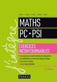 Julien Freslon et Sylvain Gugger - Maths PC-PSI - Exercices incontournables.
