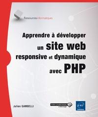 Rhonealpesinfo.fr Apprendre à développer un site web responsive et dynamique avec Php Image
