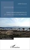 Julien Gargani - Crises environnementales et crises socio-économiques.