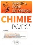 Julien Gérard - Chimie PC/PC*.