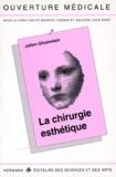 Julien Glicenstein - La chirurgie esthétique.