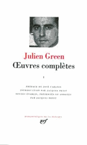 Oeuvres complètes. Tome 1