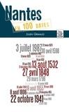Julien Grimaud - Nantes en 100 dates.