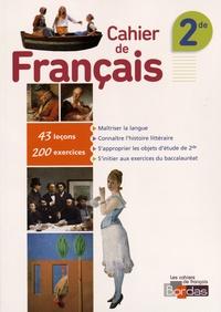 Pdf Cahier De Francais 2de Gratuit