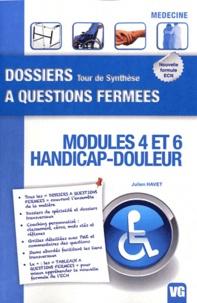 Julien Havet - Modules 4 et 6 handicap-douleur.