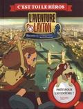 Julien Hervieux - L'aventure Layton - Prêt pour l'aventure ?.