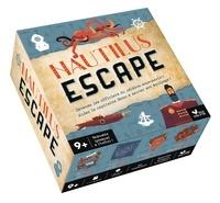 Julien Hervieux et Pauline Merlaut - Nautilus Escape - boîte avec cartes et accessoires.