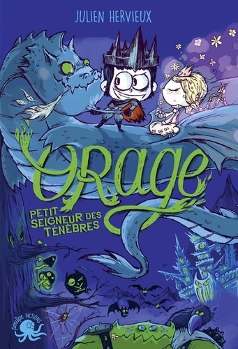 Julien Hervieux - Orage - Petit seigneur des ténèbres.