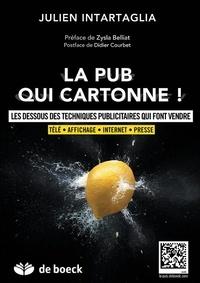 Livres audio en anglais télécharger La pub qui cartonne !  - Les dessous des techniques publicitaires qui font vendre