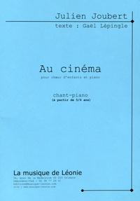 Julien Joubert - Au cinéma.