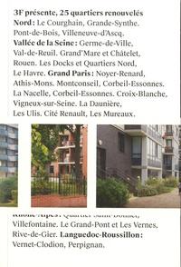 Julien Lanoo - 3F présente, 25 quartiers renouvelés.