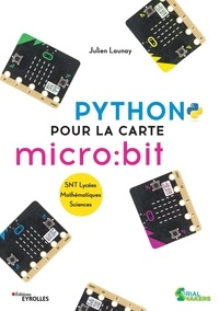 Julien Launay - Python pour la carte micro:bit.