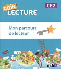 Julien Le Bigot et Leslie Le Bigot - Le coin lecture CE2 - Mon parcours de lecteur, pack de 5 exemplaires.