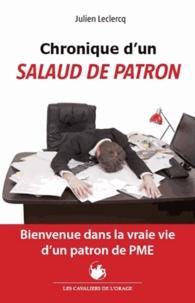 Chronique dun salaud de patron - Bienvenue dans la vraie vie dun patron de PME.pdf