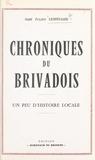 Julien Lespinasse - Chroniques du Brivadois - Un peu d'histoire locale.