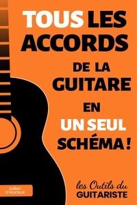 Julien Lheureux - TOUS les accords de la guitare en UN SEUL schéma !.