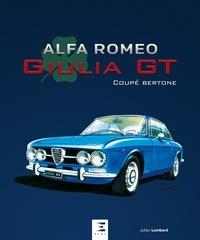 Julien Lombard - Alfa Romeo Giulia GT - Coupé Bertone.