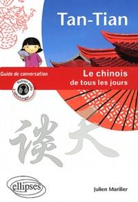 Accentsonline.fr Tan-Tian le chinois de tous les jours - Guide de conversation Image