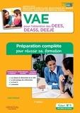 Julien Martinet - VAE pour l'obtention des DEES, DEASS, DEEJE - Préparation complète pour réussir sa formation.