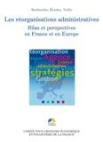 Julien Meimon - Les réorganisations administratives - Bilan et perspectives en France et en Europe.