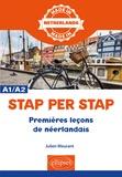 Julien Meurant - Stap per Stap A1-A2 - Premières leçons de néerlandais.
