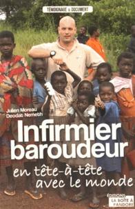 Infirmier baroudeur - En tête-à-tête avec le monde.pdf