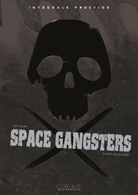 Julien Motteler - Space gangsters Intégrale prestige : Plaisir aquatique.